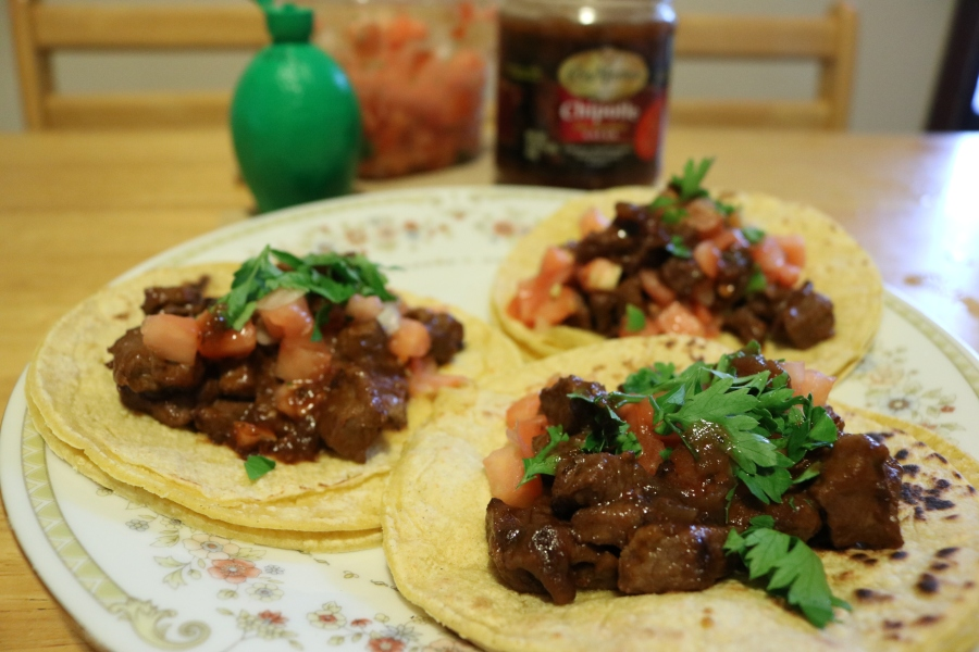 Spicy Chipotle Steak Tacos – Hannah Miller Fitness Blog